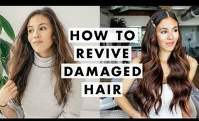 16 Ways to Revive Damaged Hair