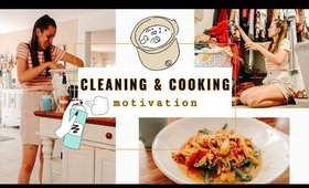 NEW! ALL DAY CLEAN & COOK WITH ME 2020 | EXTREME CLEANING MOTIVATION