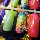 Candy Lookin' Nails