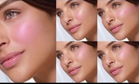 5 DIFFERENT WAYS TO APPLY BLUSHER!