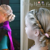 Elsa's Coronation Hairstyle from Disney's FROZEN