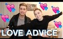 I HATE BOYS! Relationship & Love Advice (feat. Cameron Fuller) | Alexa Losey