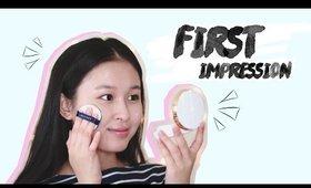 FIRST IMPRESSION: Missha M Magic Moisture Cushion | review