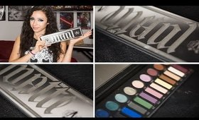 First Impressions and Swatches of the Kat Von D MetalMatte Palette