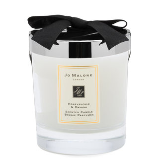 Honeysuckle & Davana Cologne Scented Candle - 200g Home