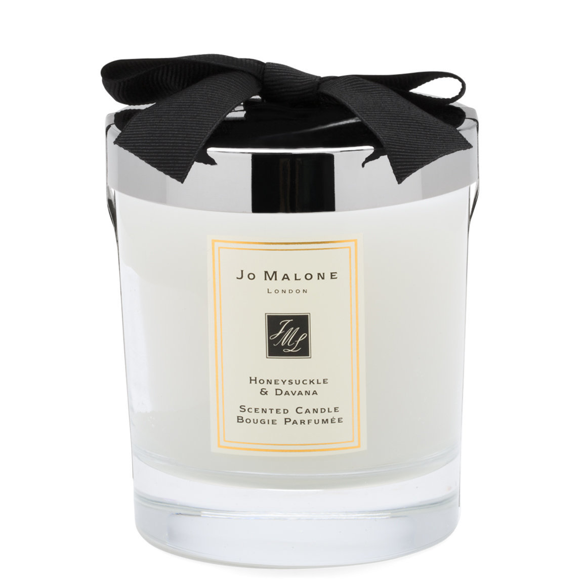 Jo Malone London Honeysuckle & Davana Cologne Scented Candle - 200g Home product smear.