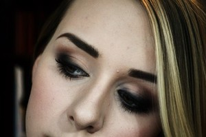 Inspired by the Kardashian Konfidential cover  Like me on Facebook! http://www.facebook.com/pages/Makeup-Is-Art/455624517797347