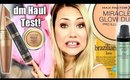Drogerie Neuheiten im Live TEST| Max Factor Make-up Test (Ich will mein Geld zurück!)