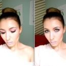 My Latest Pink Makeup Tutorial :)