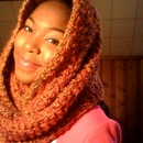 scarf I made 2