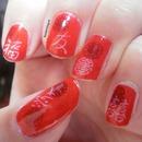 NAV   Oriental Nail Stamping Art