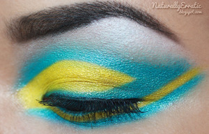 Colors are Lemon Drop and Beyond Teal from thebodyneeds2.com