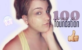 100 Layers of Foundation Challenge