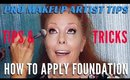 How To Apply Foundation And Concealer For Women Over 50 Part 1   mathias4makeup