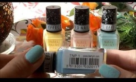 Textured Nail Paint Collection by Barry M