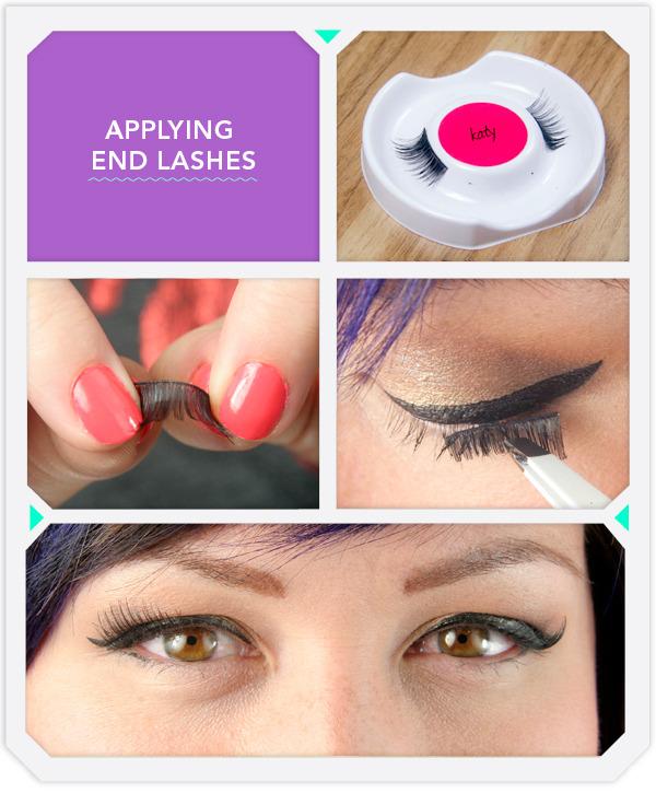 Learn To Apply Any Faux Lash Like A Pro Beautylish