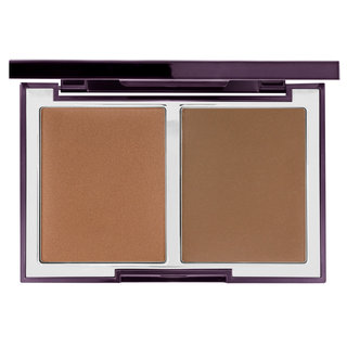 The Radiance Boosting Face Palette Satin Bronze