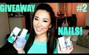 GIVEAWAY #2 - Nail Care & Colors : ) OPI, ESSIE, Deborah Lippmann, ZOYA & More!