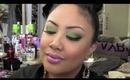 [TUTORIAL] :: Kelly Green Machine x Soft Lavender lips