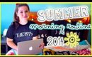 Morning Routine for Summer 2014