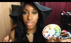 Matching Lipstick/Blush to Eyeshadow?