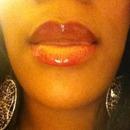Lip selfie