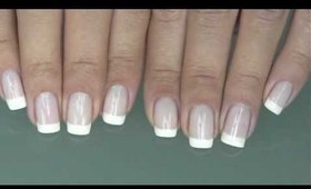 Perfect French Manicure | DIY French Manicure