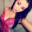 Pink Contacts :]