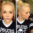 New make up look! Intense 😳