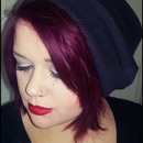DIY Beanie - Made from an old jumper