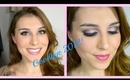 Glitzy Pink New Years Look!