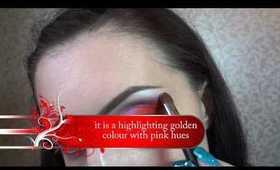 Berry Fusion - Makeup tutorial