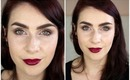 Lily Collins Inspired Makeup; 'Fuller Brow'd Beauties' Series.