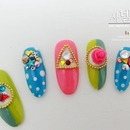 Jewelry stones for nail art