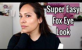 EASY Fox/Cat Eye • Beginner Friendly • Indepth Tutorial