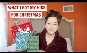 What I Got My Kids For Christmas 2018