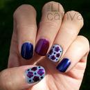 Zoya Neve & Mason Dot Flowers