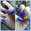 yellow and blue