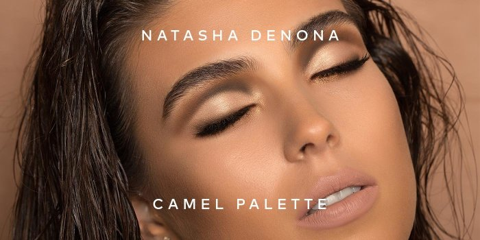 Natasha Denona Camel Palette is here – shop now!
