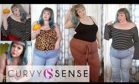 Curvy Sense Try On Haul | Plus Size Fashion