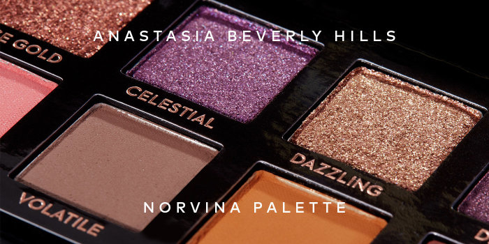 Anastasia Beverly Hills' Norvina Palette has arrived – shop now!