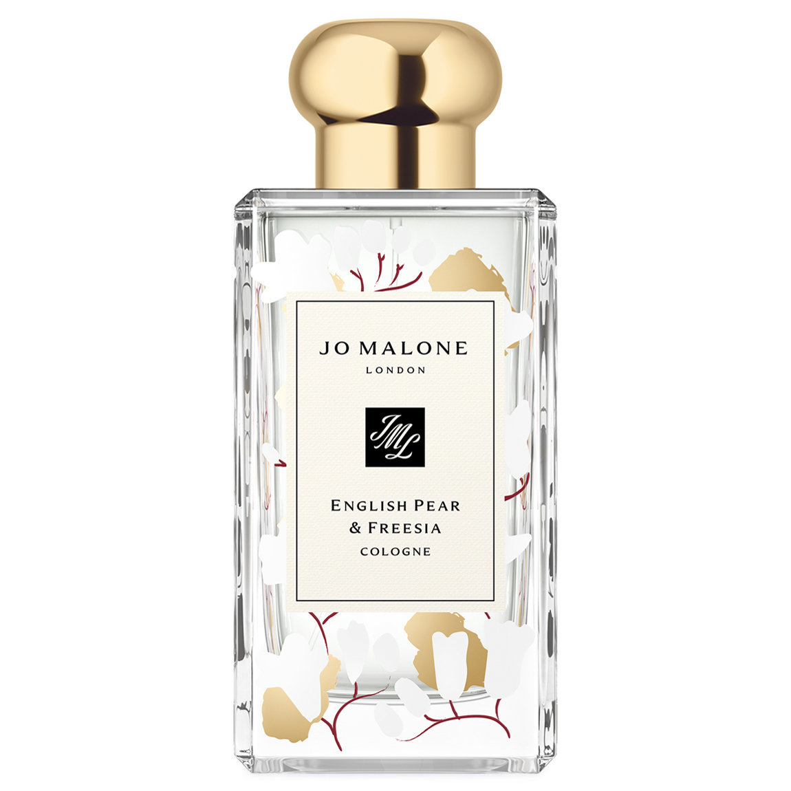 Jo Malone London Limited Edition English Pear & Freesia Decorated Cologne 100 ml alternative view 1 - product swatch.