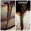 Reversed And Normal Fishtails