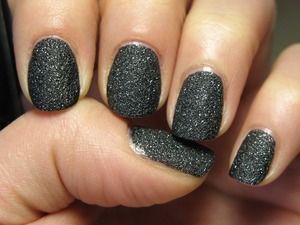 Another 'sugar matte' polish by Kiko! Love it!!!