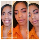 FOTD: Purple & Orange