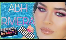 ABH Rivera Palette I Anastasia Beverly Hills Spring Makeup Tutorial 2019