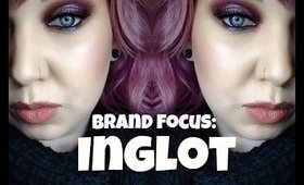 Brand Focus: Inglot Party Look