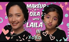 Makeup Q&A w/ Laila | Nura Afia