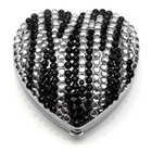 Sigma Makeup Heart Shaped Mirror - Savannah