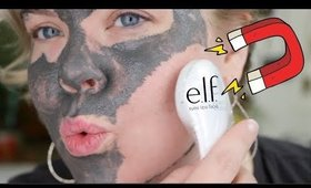Gimmick or Genius? ELF Magnetic Mask + Sheet Mask Review